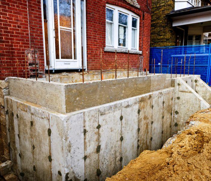 slab foundation repair work in toledo